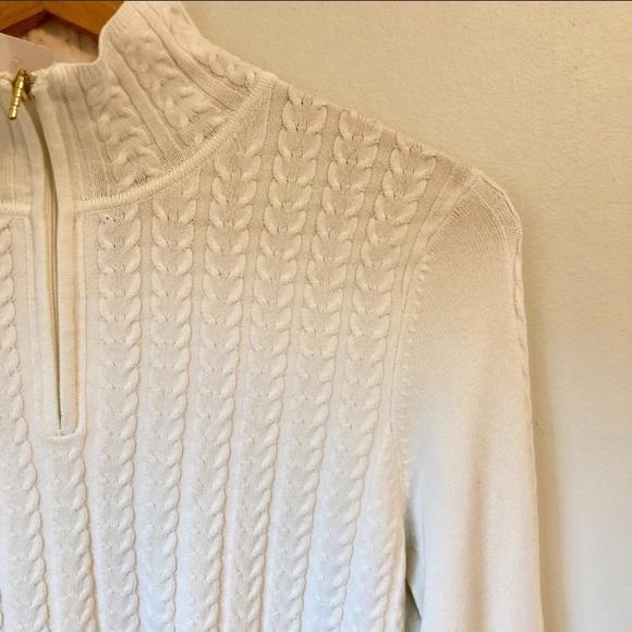 NILS Sportswear Ivory Ski Sweater